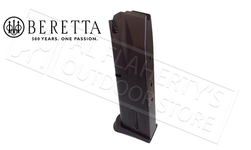 BERETTA MAGAZINE 9MM FOR 92FS #JM92F