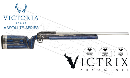 VICTRIX ARMAMENTS VICTORIA SPORT ABSOLUTE SERIES RIFLE IN 284 WINCHESTER