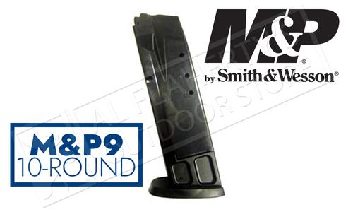 Smith & Wesson Magazine M&P9 10-Round 9mm #19442000
