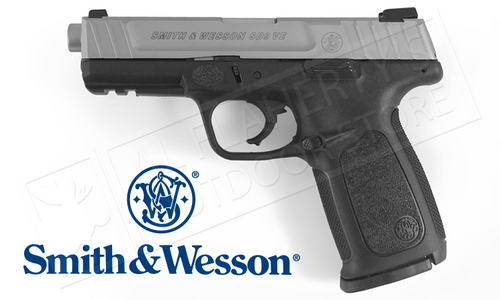 SMITH & WESSON SD9 VE SEMI AUTO PISTOL 9MM, 4.25