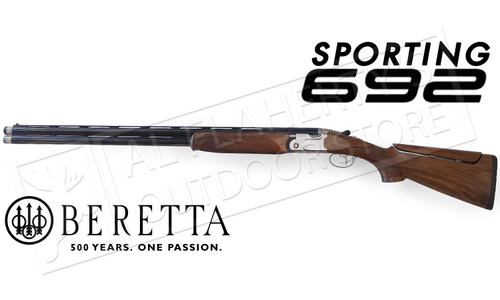 "BERETTA 692 SPORTING WITH B-FAST ADJUSTABLE STOCK, 3"" CHAMBER"