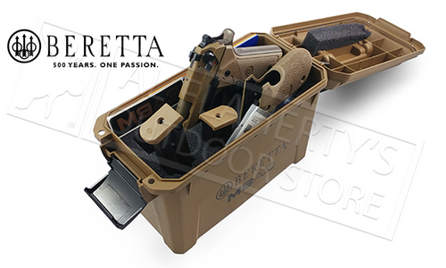 BERETTA HANDGUN M9A3 9MM LIMITED PRODUCTION
