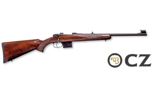 CZ 527 CARBINE WITH IRON SIGHTS, .223 OR 7.62X39