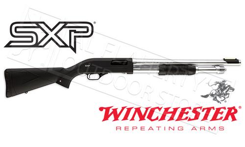 "Winchester SXP Marine Defender 12 Gauge, 3"" Chamber, 18.5"" Hard Chrome Barrel #512268395"