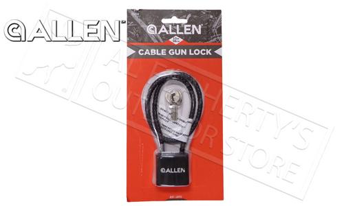 "Allen Cable Gun Lock, 15"" / 38cm #15414"