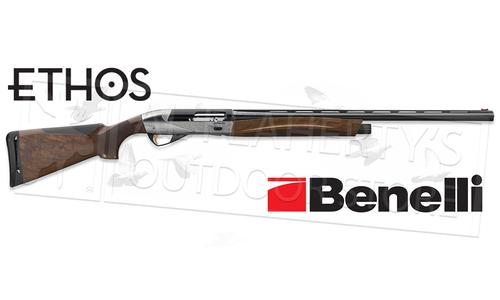 Benelli Ethos Silver Engraved Semi-Automatic Shotgun