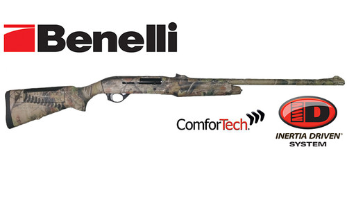 Benelli M2 Rifled Shotgun Realtree APG HD in 12 or 20 Gauge