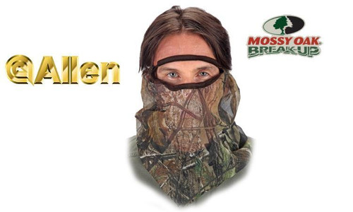 Allen 3/4 Headnet Mossy Oak Break-Up #17613