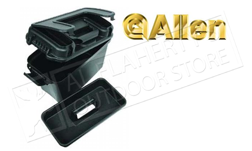 Allen Ammo Box Waterproof Black #5999
