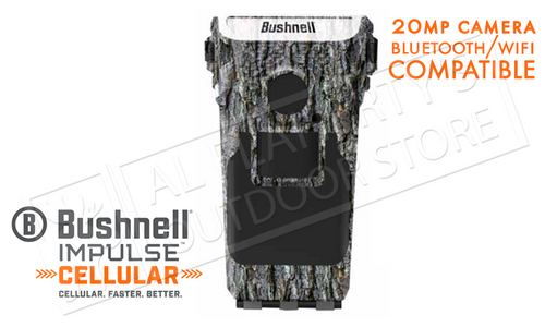 BUSHNELL IMPULSE CELLULAR TRAIL CAMERA 20MP