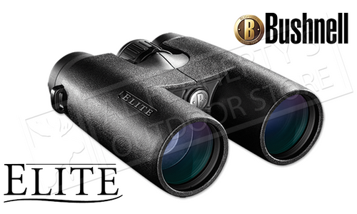 BUSHNELL ELITE BINOCULARS 10X42MM