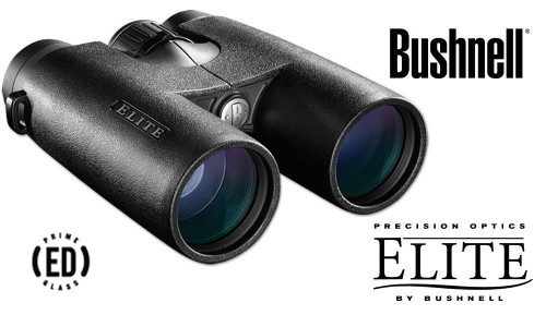 BUSHNELL ELITE 8X42MM BINOCULARS