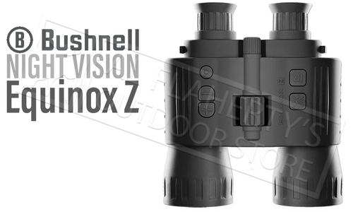 BUSHNELL EQUINOX Z NIGHT VISION BIONCULARS 4X50MM