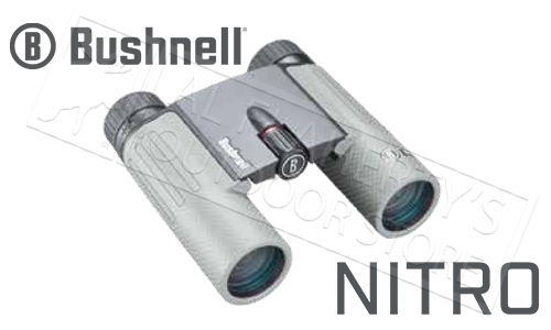 BUSHNELL NITRO 10X25 BINOCULARS