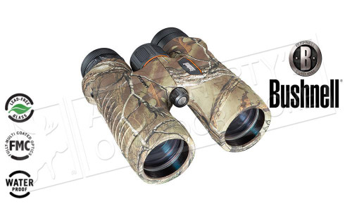 BUSHNELL TROPHY 10X42 REALTREE XTRA ROOF BINOCULAR