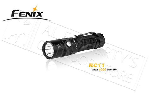 FENIX RECHARGABLE FLASHLIGHT