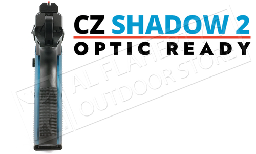 CZ Shadow 2 Optic Ready Handgun