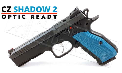 CZ Shadow 2 Optic Ready Handgun