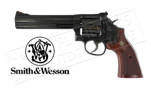 "SMITH & WESSON 586 CLASSIC .357 MAGNUM 6"" BARREL"