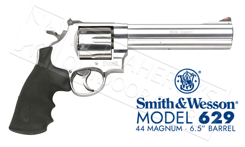 "Smith & Wesson 629 Revolver - 44 Magnum 6.5"" Barrel #163638"