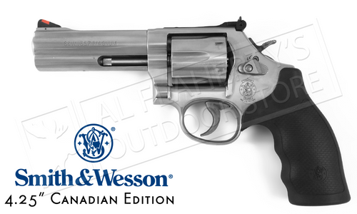 "SMITH & WESSON 686 4-1/4"" 357 MAGNUM REVOLVER"