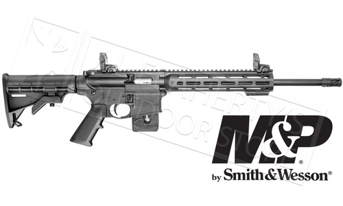 SMITH & WESSON M&P 15-22 SPORT M-LOK .22LR RIFLE