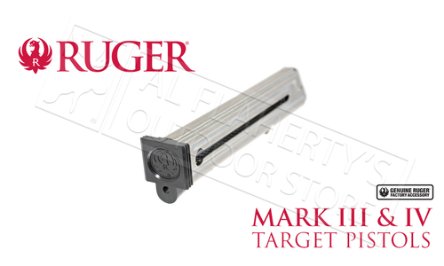 Ruger Magazine Mark III and Mark IV 10-Round #90231