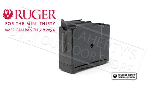 RUGER MINI THIRTY 5-ROUND MAGAZINE 7.62X39