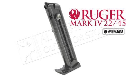 RUGER MK IV 22/45 MAGAZINE 10-ROUND