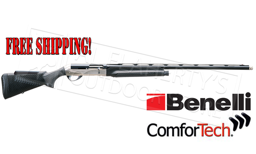 "Benelli SuperSport Semiautomatic Sporting Shotgun 12 Gauge 30"" Barrel"