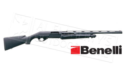 "Benelli Nova 12 Gauge, 28"" Barrel, 3.5"" Chamber, Black Synthetic #2000"