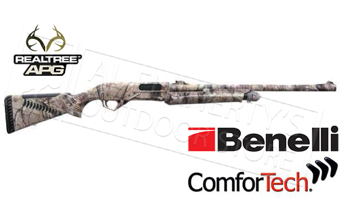 Benelli SuperNova 12 gauge, APG Camouflage, Rifled Barrel with ComforTech #20144