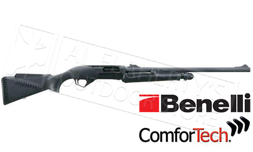 Benelli Super Nova 12 gauge, Black Synthetic, Fully Rifled with Comfortech #20143