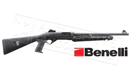"Benelli Super Nova Tactical, 12g 18.5"" Barrel 3.5"" Chamber, Steady Grip Stock #20160"