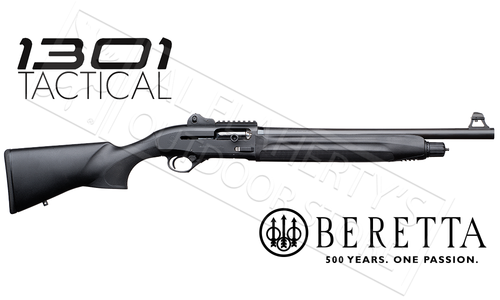 "Beretta Shotgun 1301 Tactical Semi-Automatic, 12 Gauge 18.5"" Barrel #7R1B51131CA11"