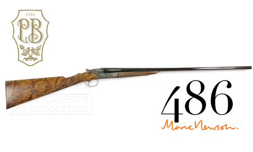 Beretta SG 486 by Marc Newson Side-by-Side Shotgun