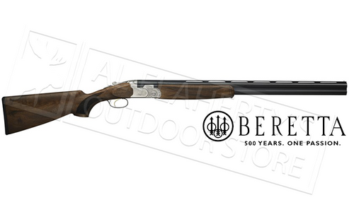 Beretta 686 Silver Pigeon I Over-Under Field Shotgun