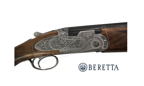 Beretta Shotgun 687 EELL Diamond Pigeon Over-Under Field with Floral Engraving in 12 or 20 Gauge #3D9/G364005T1