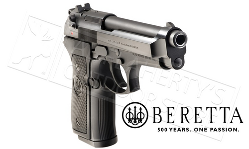 Beretta Handgun 92FS, 9mm, made in Italy #J92F300