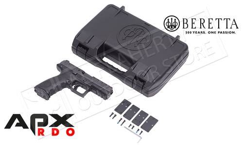 Beretta Handgun APX RDO 9mm #JAXF92070