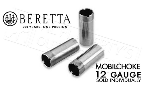 Beretta Choke Tubes Optima HP Extended with Aluminum Band 12 Gauge