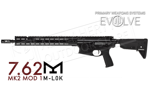 "PWS MK2 MOD 1 Rifle, 7.62 16"" or 13"" Barrel with FSC30 Brake #MK216"