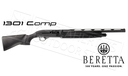 "Beretta SG 1301 Comp Shotgun 2018 Version, 12g 24"" Barrel 7R2B411213021"