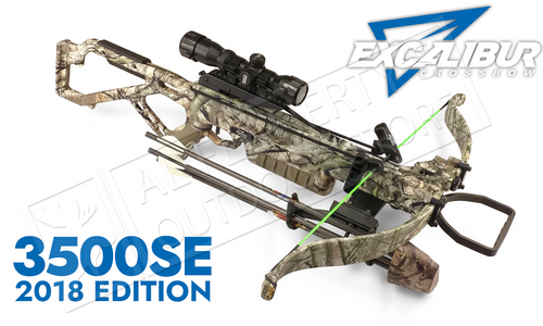 EXCALIBUR CROSSBOW MATRIX 350 LE WITH DEAD ZONE SCOPE