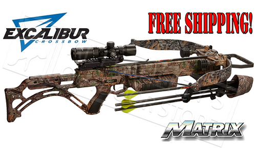 EXCALIBUR MATRIX BULLDOG 400 CROSSBOW