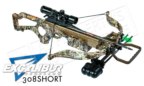 EXCALIBUR MICRO 308 SHORT CROSSBOW PACKAGE IN BREAK-UP COUNTRY CAMO