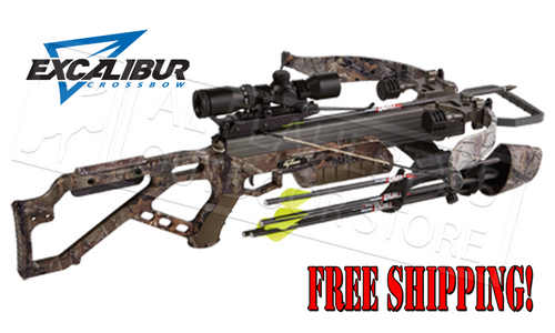 Excalibur Micro 335 LSP Crossbow, Realtree Xtra, 335FPS #3330 EXCALIBUR MICRO 335 LSP CROSSBOW, REALTREE XTRA, 335FPS