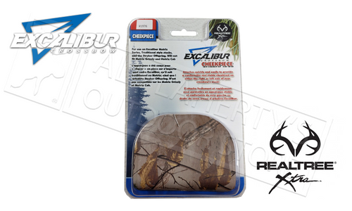 EXCALIBUR CHEEKPIECE IN REALTREE XTRA