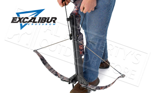 EXCALIBUR CROSSBOW ROPE COCKING AID KIT W/T-HANDLES - UNIVERSAL