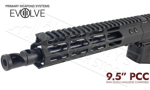 PWS PCC Carbine, 9 5